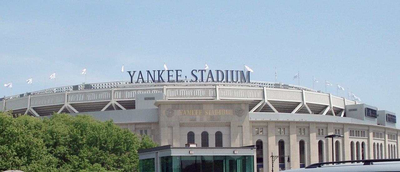 Yankees Stadium Sign2