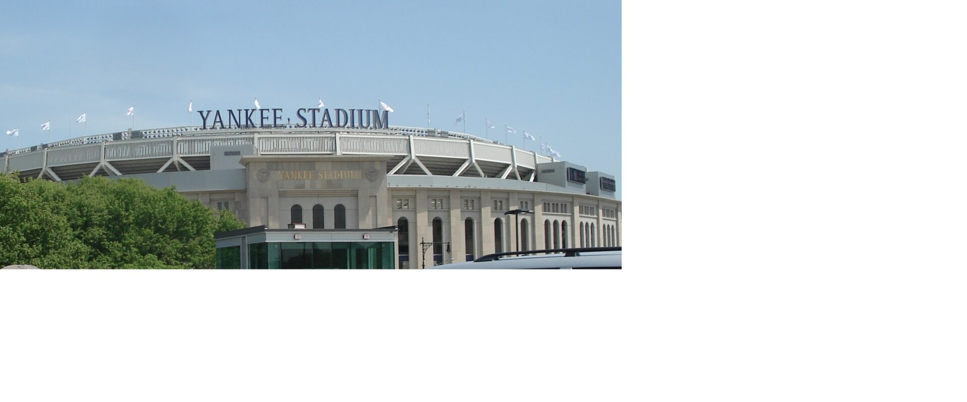 Yankee Stadium Sign (2)